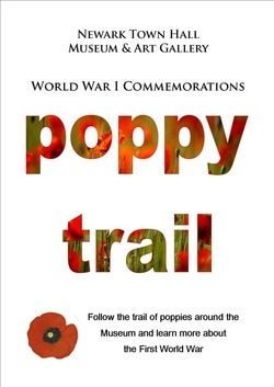 Poster for the Poppy Trail